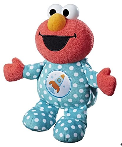 Sesame Street Elmo PLAYSKOOL FRIENDS SESAME STREET SNUGGLE ME IN ELMO PLUSH C04380920