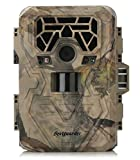 "Trail Camera 1080P 12MP HD Wildlife Camera IP66 Waterproof IR LEDs Night Vision Motion Activated Animal Camera 75FT with 2.0"" LCD Screen for Outdoor Hunting Scouting / Home Security Surveillance"