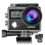 Campark Action Cam X20 HD 20MP 4K WiFi Touch Screen Macchina Fotografica...