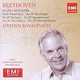 Beethoven : Sonates pour piano n° 8, 14, 21, 23, 26, 29
