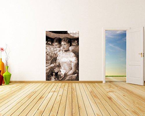selbstklebende Fototapete Mary Cassatt - Alte Meister