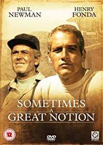 Sometimes a Great Notion aka Never Give an Inch [DVD] [1970]