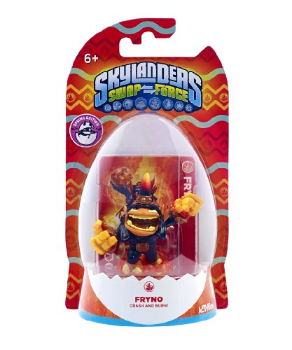 Skylanders Swap Force - Single Character - New Core - Easter Fryno