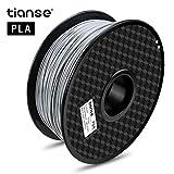 Product icon of TIANSE Silber Grau 3D PLA Filament 1,75 mm für 3D