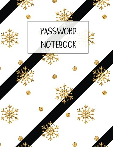Password Notebook (Password Keeper Notebook)