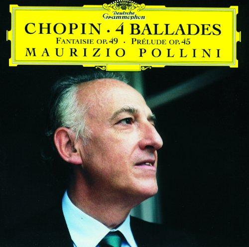 Chopin: Ballades Nos.1-4