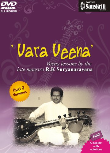 Vara Veena - Part 3: Veena Lessons