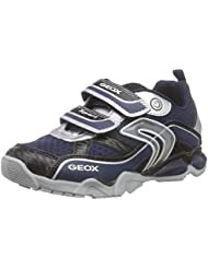 Geox Jungen J Light Eclipse 2 Bo Sneakers