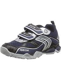 Geox Jungen J Light Eclipse 2 Bo Sneakers