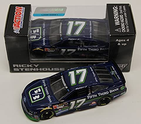 Ricky Stenhouse Jr 2015 Fifth Third Bank 1:64 Nascar Diecast by Lionel Racing