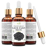 Black Cumin Seed Oil 50 ml 100% Pure & Organic Coldpressed Skin Care Product-Natural Anti-Aging Moisturizer For Men & Women-Professional Acne Scar Removal/Cure For Teens, Girls, Boys-Hydrates & Fades Dark Spots
