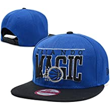 Orlando Magic Basketball Cap Adjustable Cotton Snapback Fashion Hat One Size
