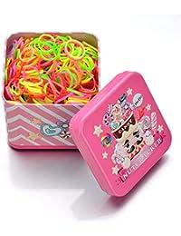 XIAOBAI Niños, accesorios para el cabello, gomas elásticas, regalos de Navidad, 1#