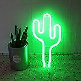 LED verde luz de neón Sign–xiyunte vc074verde brillo luz nocturna lámpara de interior y...