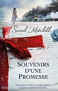 Souvenirs d'une promesse par Sarah Mitchell