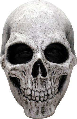 Skelett-Maske für Erwachsene (Latex Skelett)
