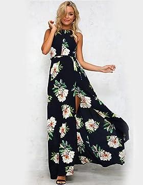 6bd131c42b91 Fodero Swing Vestito Da donna-Per uscire Casual Vacanze Vintage Romantico Moda  città Fantasia floreale