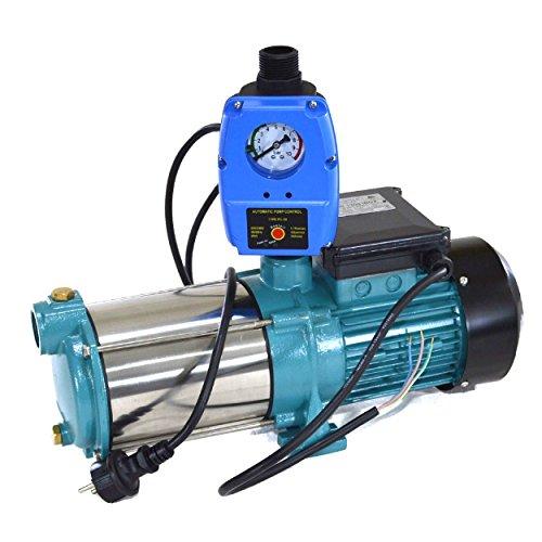 Kreiselpumpe MHi 1300 Watt 6000 L/h 5,5 bar thumbnail