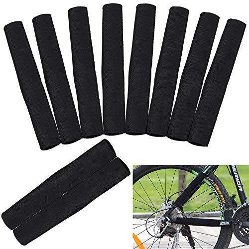 Piezas esenciales bicicletas Protector Cadena bicicleta