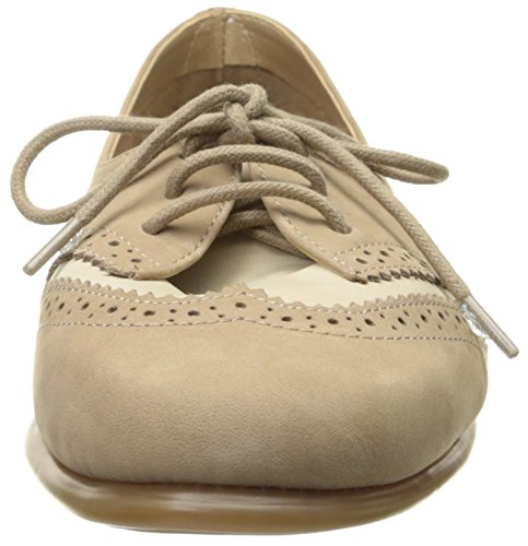 Aerosoles Sweet Bet Cuir Oxford Taupe Combo