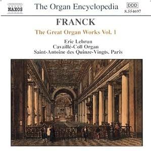Grosse Orgelwerke Vol. 1
