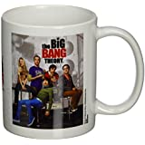 The Big Bang Theory 1-Piece Ceramic Portrait Mug
