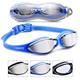 Best Swim Goggles - AdePoy Swimming Goggles Anti Fog Crystal Clear Vision Review