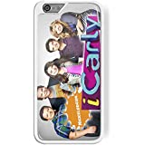 iCarly kids tv series walpaper for iPhone 6/6s Plus White Case