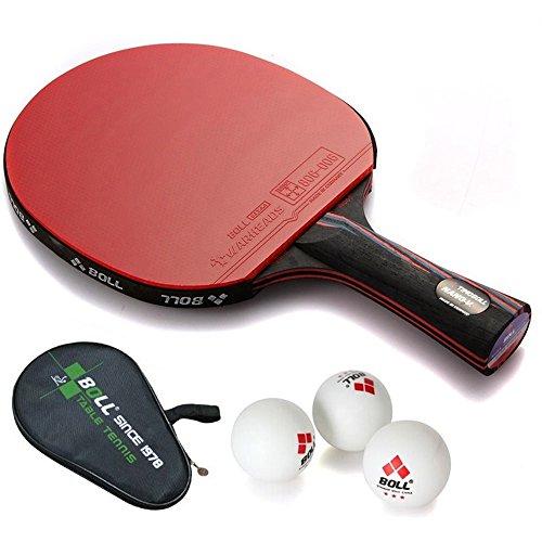 opuman-manico-lungo-table-tennis-bat-nanocarbon-pingpong-racchetta-con-il-caso-libero-e-3-palle