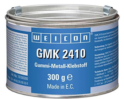 WEICON GMK 2410 Kontaktklebstoff 300g dauerelastisch haftstark und schnellhärtend