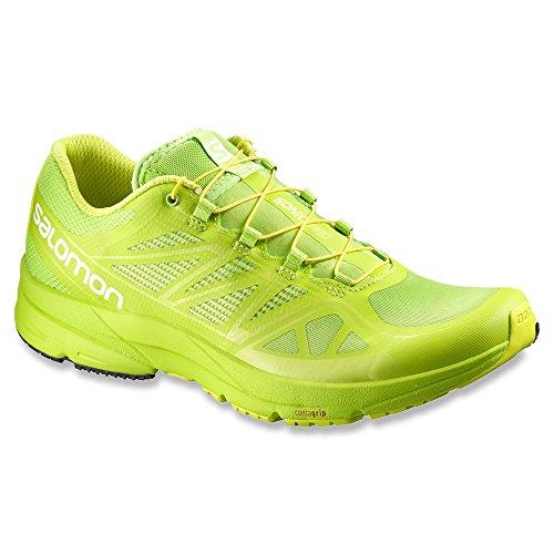 Salomon Sonic Pro - Chaussures de running - vert 2016 Vert