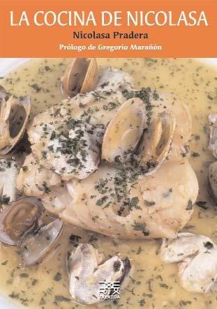 La cocina de Nicolasa (Sokoa) por Nicolasa Pradera Mendive