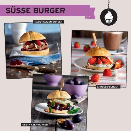 51Iqsudt10L - Das ultimative Burger-Grillbuch: Mit und ohne Fleisch.