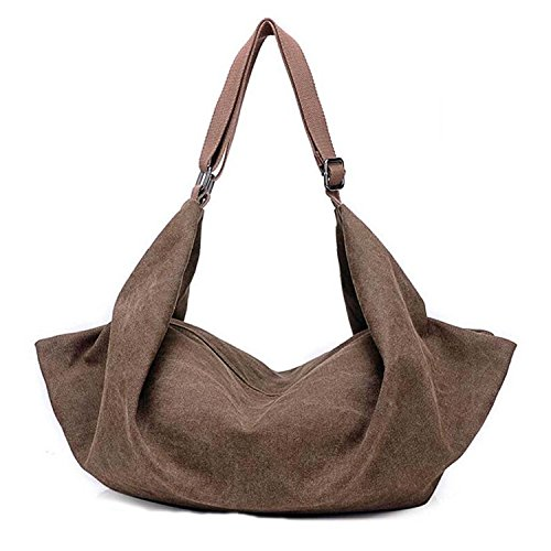 TOOGOO Sac a bandouliere femme sac a main Messenger Bag / sac a bandouliere / sac a dos (marron)