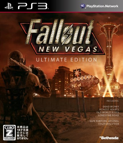 Fallout: New Vegas Ultimate Edition PS3 JPN/ASIA