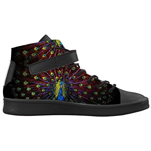 Dalliy sch?ne pfau Men's Canvas shoes Schuhe Footwear Sneakers shoes Schuhe C