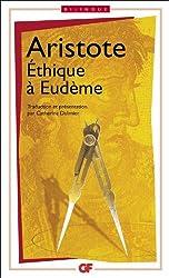 Ethique à Eudème : Edition bilingue français-grec