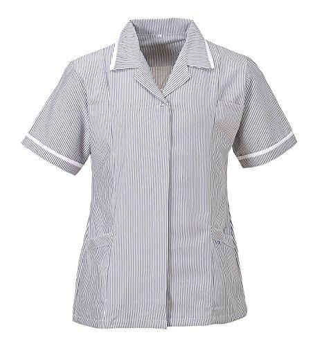 Portwest lw16–Las Ladies della tunica con venature, LW16GRRXXL grigio