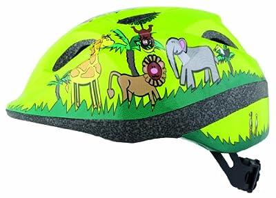 Bumper Kids' Jungle Helmet - Green from Bumper