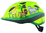 Bumper Kids' Jungle Helmet - Green