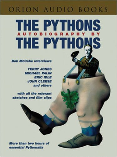 The Pythons Autobiography by the Pythons by Michael Palin (2003-09-25)