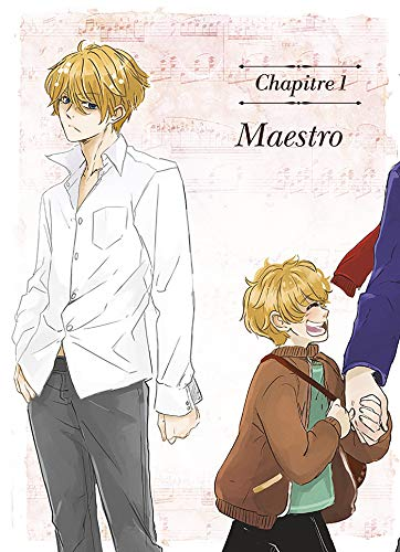 Couverture du livre Euterpe Chapitre 1 : Maestro
