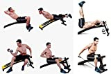 Best Workout Benches - Adjustable Weight Bench Weight Lifting Gym Home Workout Review