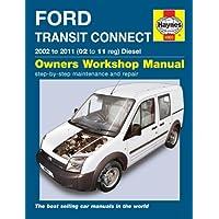 Ford Transit Connect 1.8 TDDI y TDCI Diesel 2002 ...