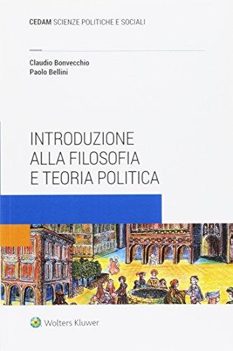 Manuale filosofia politica