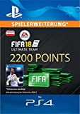 FIFA 18 Ultimate Team - 2200 FIFA Points | PS4 Download Code - österreichisches Konto