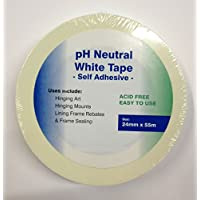 Libre de ácidos (PH neutro) color blanco por vida/cinta de carrocero–24MMX55M