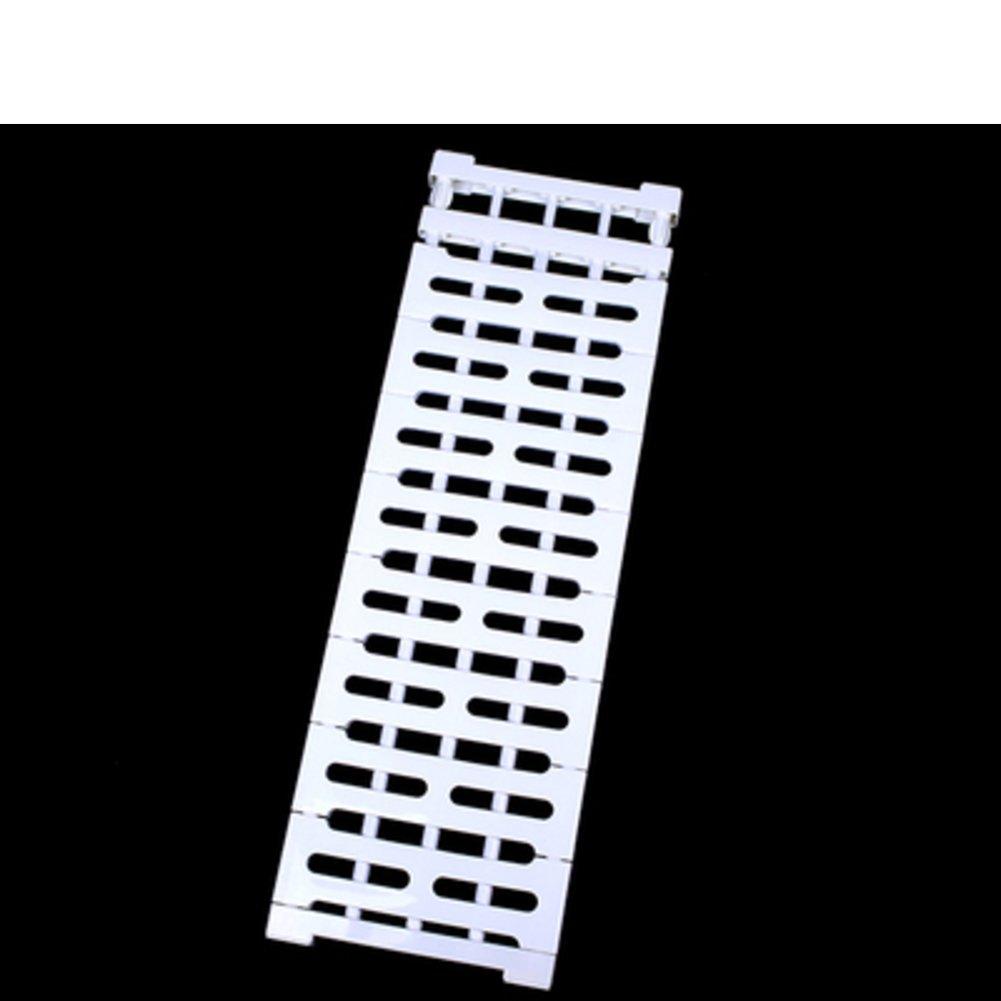 separatore di strato di deposito di armadio/privo di chiodo scaffali in cucina/Mensola bagno mobile/