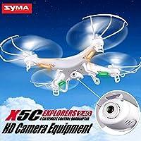 Drone Quadricoptère SYMA X5C-1 Version Améliorée avec CAMÉRA VIDÉO HD 2MP