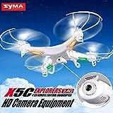 Drohne Quadrocopter Syma X5C-1Verbesserte Version mit Kamera Video HD 2MP